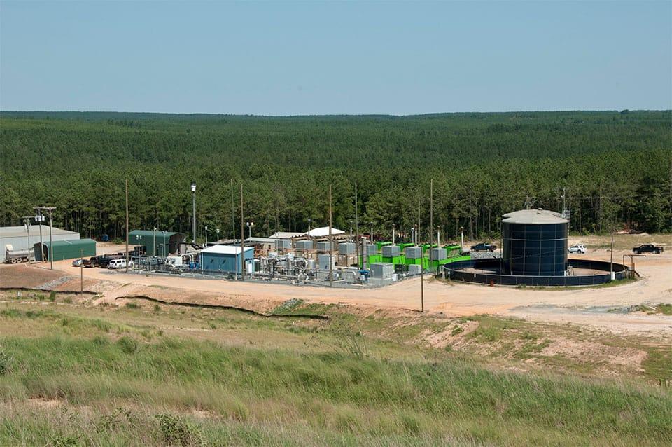 Carbon site EDL